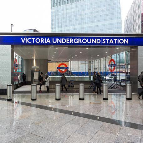 Project in London UK