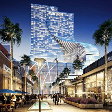 Project in Miami USA