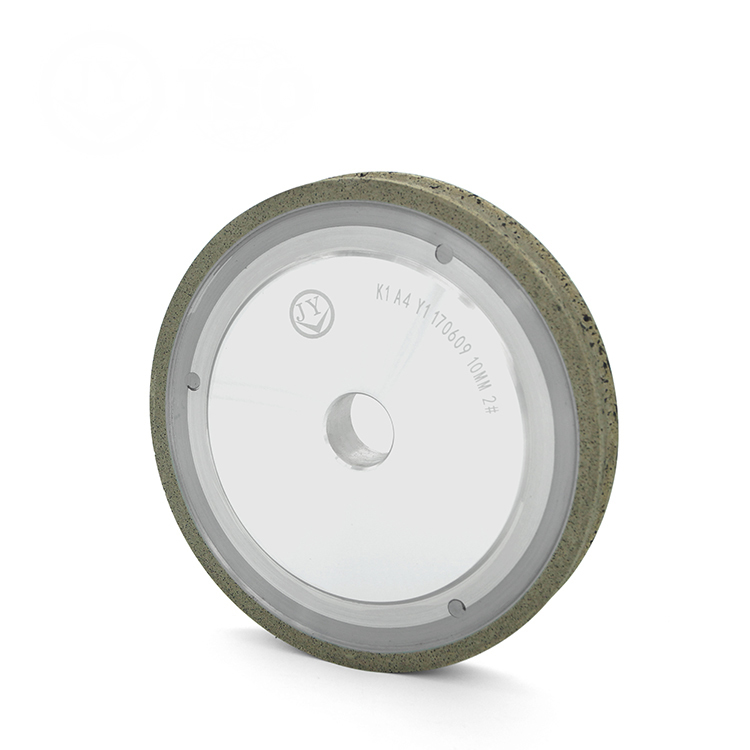Glass Diamond Peripheral  Flat with arris wheel A-FA