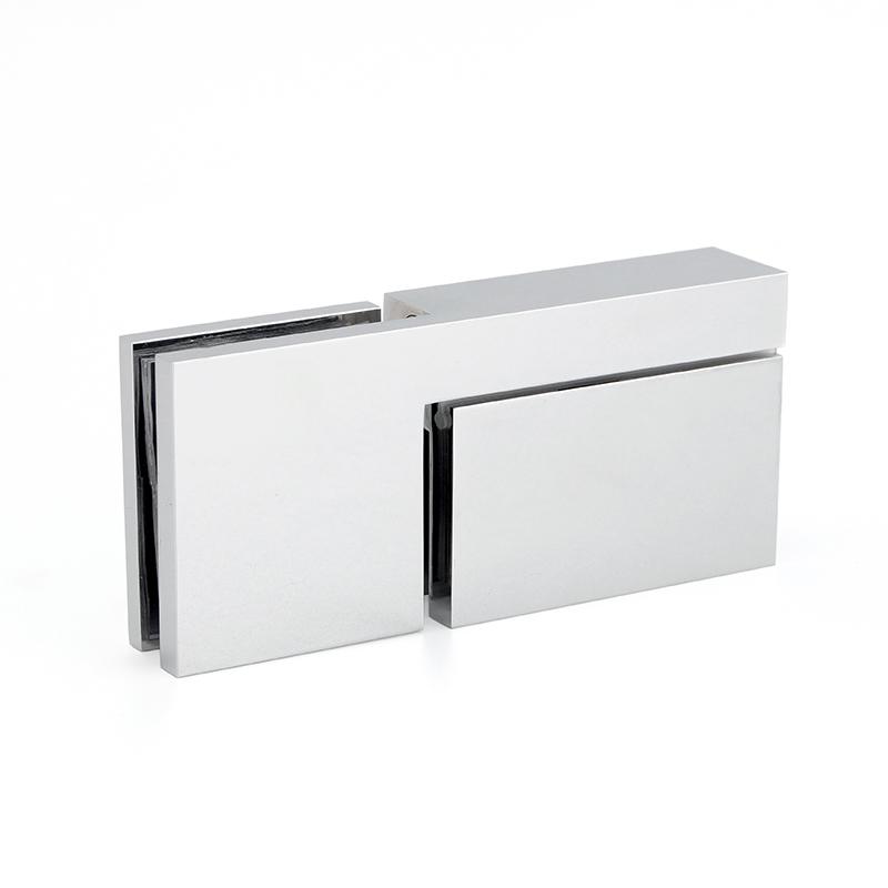 Tempered glass shower door pivot hinge SH-2-L180U/D