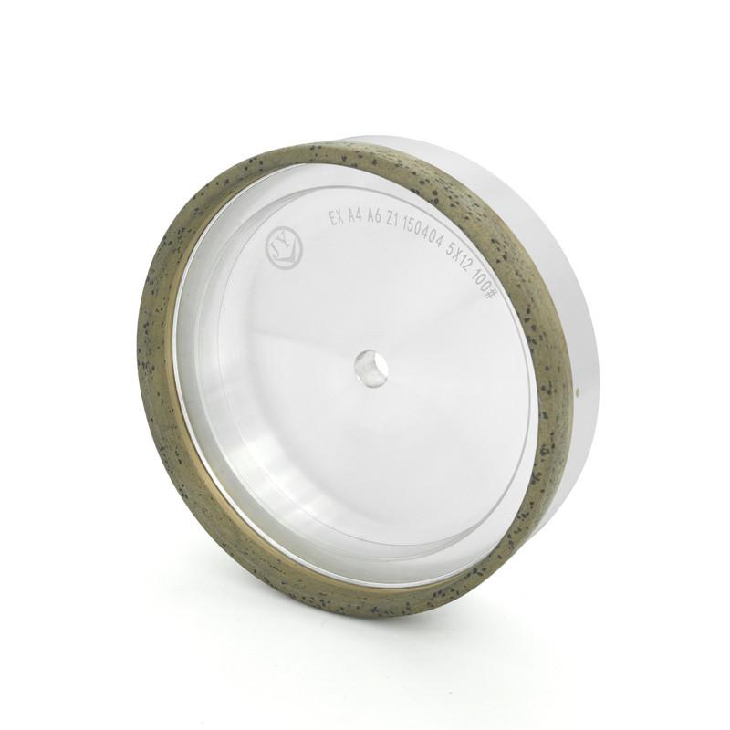 Glass diamond abrasive wheel glass beveling machine for A