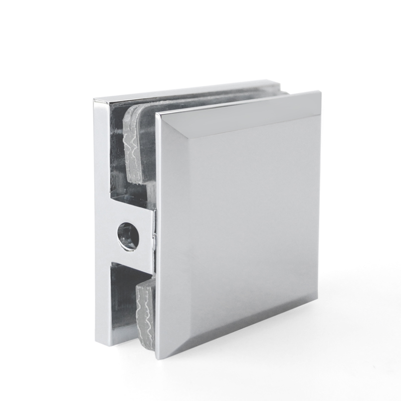Wall to Glass Shower Door Glass Clips GC-00CD5