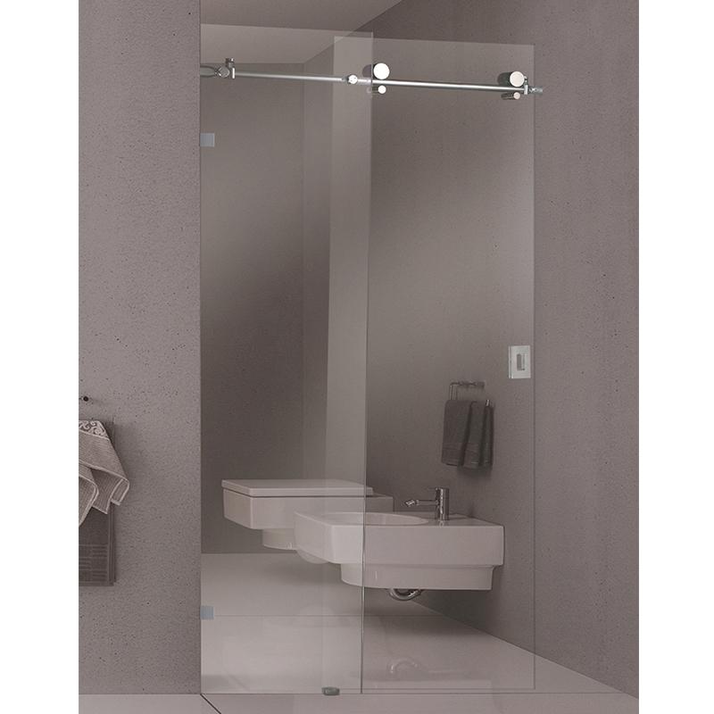 Sliding Shower Glass Door Stainless Steel 304 KA-S007