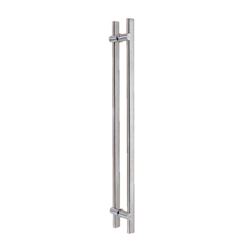 SUS304 25mm Tube Glass Door Pulls Handles GDH-28