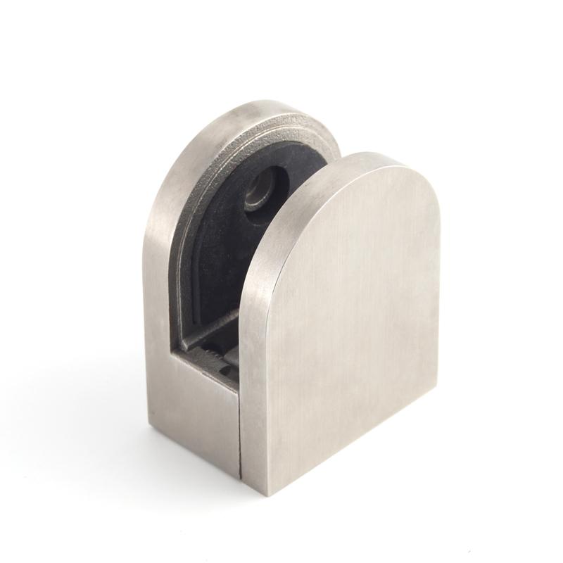 Wall Mount Handrail Glass Clip GC-014F