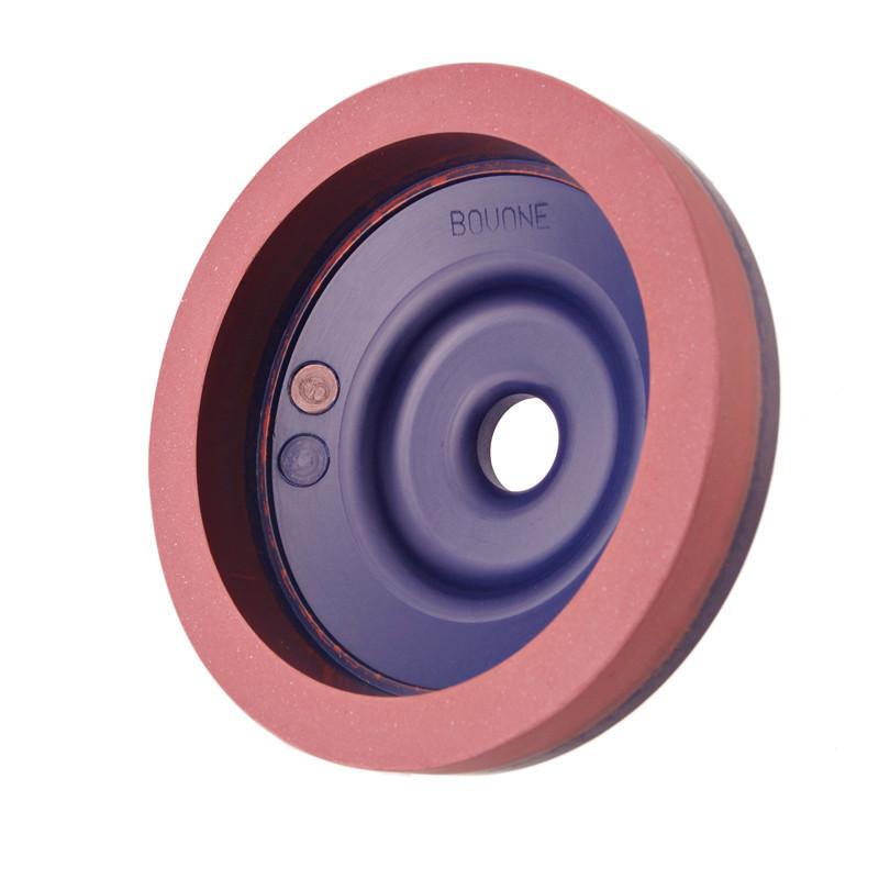 Boven resin bond glass grinding wheel for medium & fine grinding E-BOV