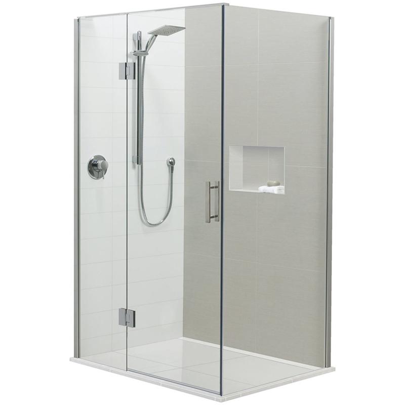 Frameless Shower Pull Door Kits SE003